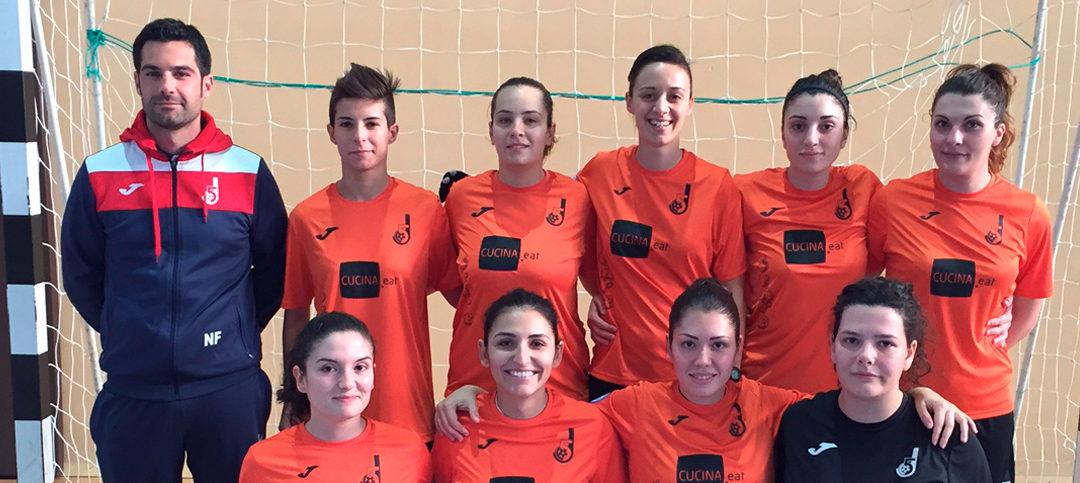 La nuova squadra femminile per il campionato 2016