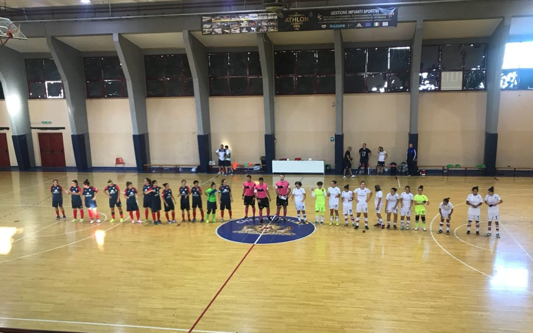A2 femminile, domenica c'è il derby Torres-Jasna