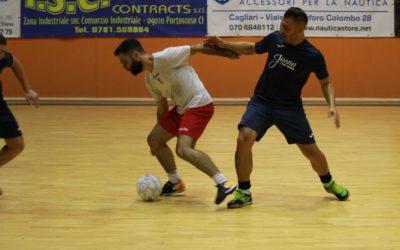 C1, successo in amichevole contro il Cus Cagliari
