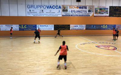 C1, 13-0 in amichevole contro il Serrenti