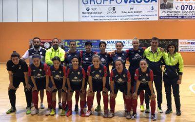 A2 femminile, la Jasna vince il derby contro la Torres