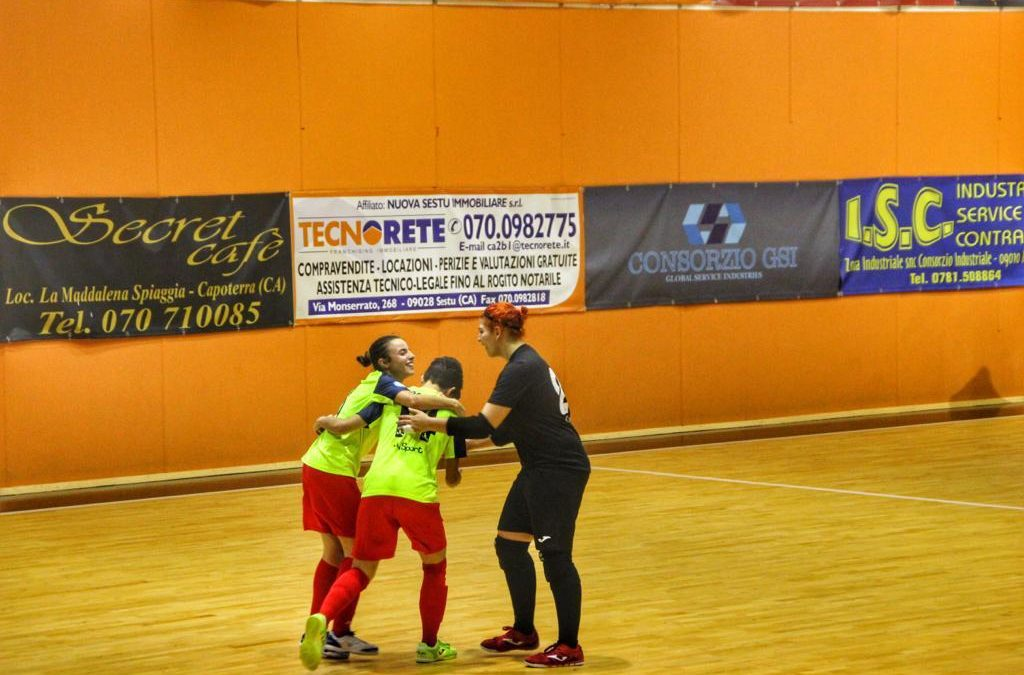 A2 femminile, gli highlights di Jasna-Duomo Chieri 4-0