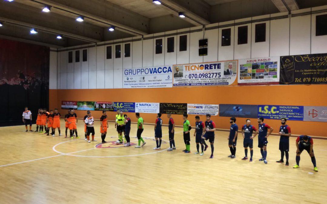 C1, la Jasna batte 6-4 l'Ichnos Sassari