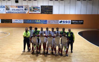 C1, Jasna sconfitta 8-4 dal Cagliari Futsal