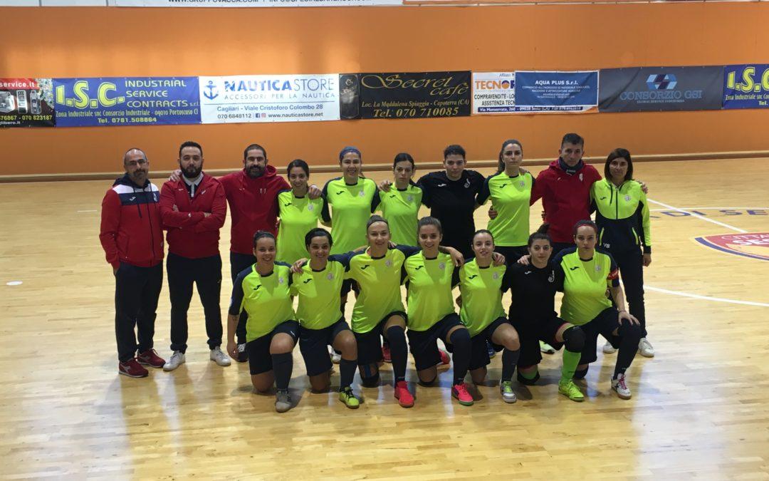 Coppa Italia A2 femminile, Jasna eliminata