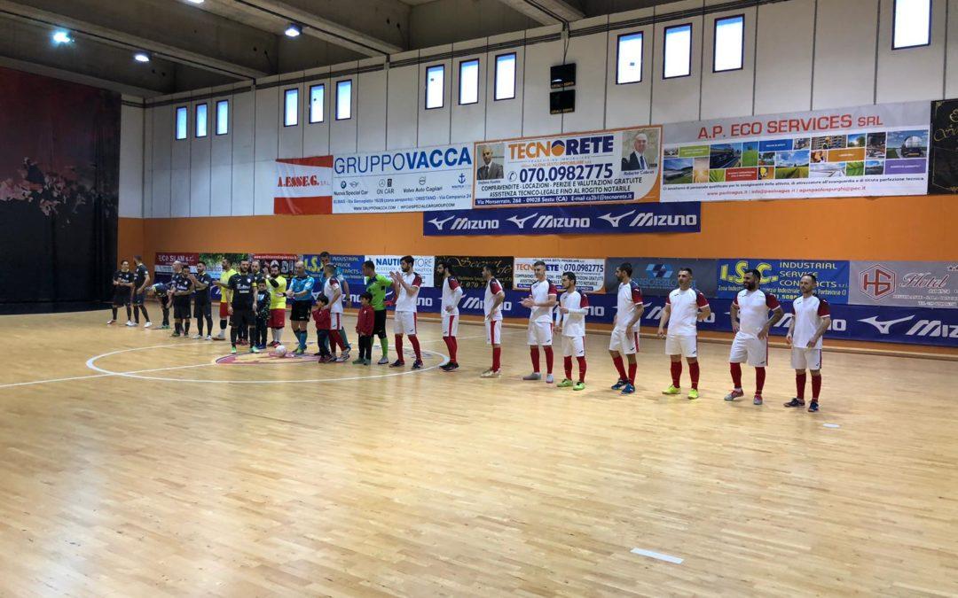 C1, la Jasna vince 5-1 sul C'è Chi Ciak