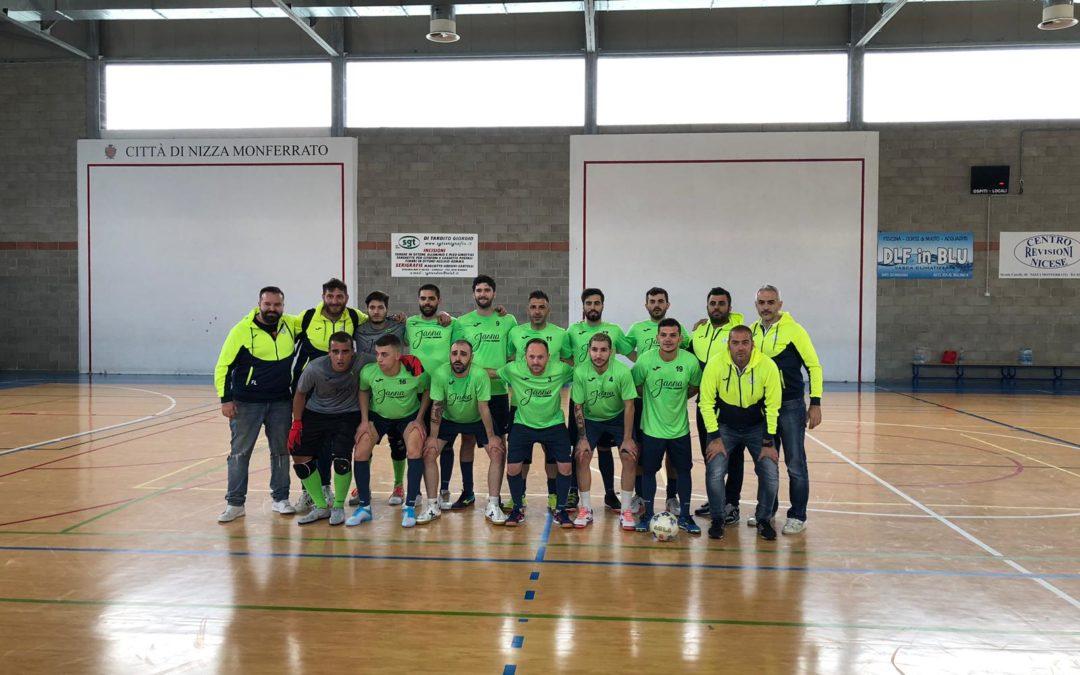 Playoff, Jasna sconfitta nell'andata in Piemonte