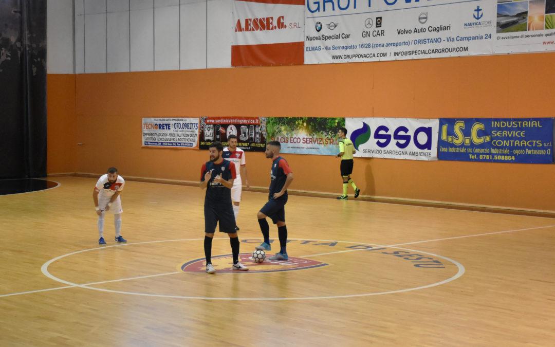 Serie B, trasferta sul campo del Forte Colleferro