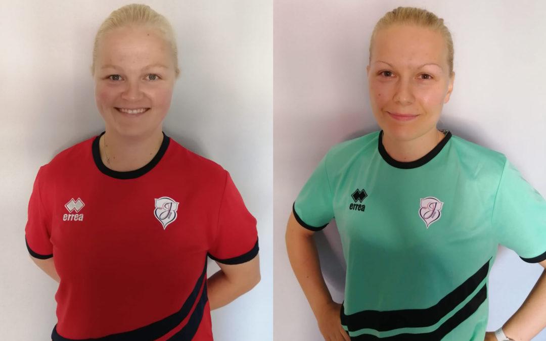 Maria e Tiia Ropanen: «Inizio di stagione positivo, ora la Nazionale»