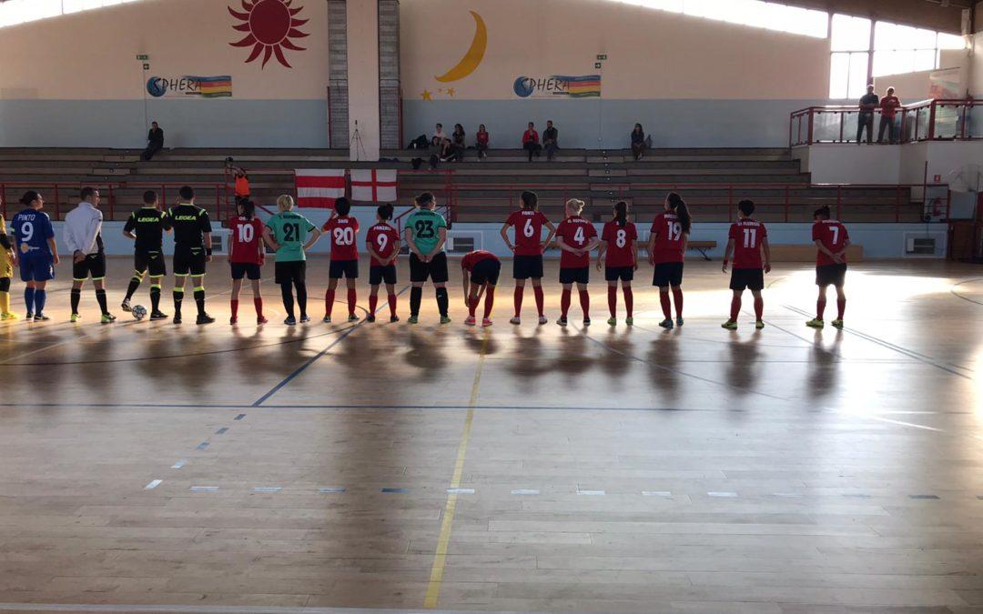 A2 femminile, Jasna battuta a Padova 5-3
