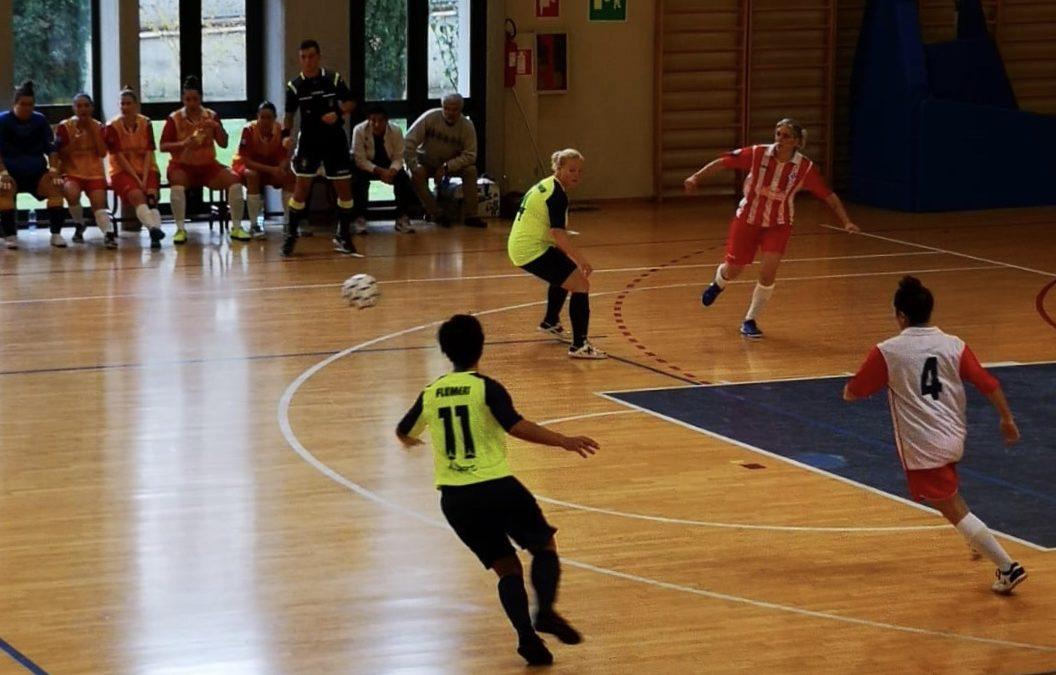 A2 femminile, Jasna forza 4 a Firenze