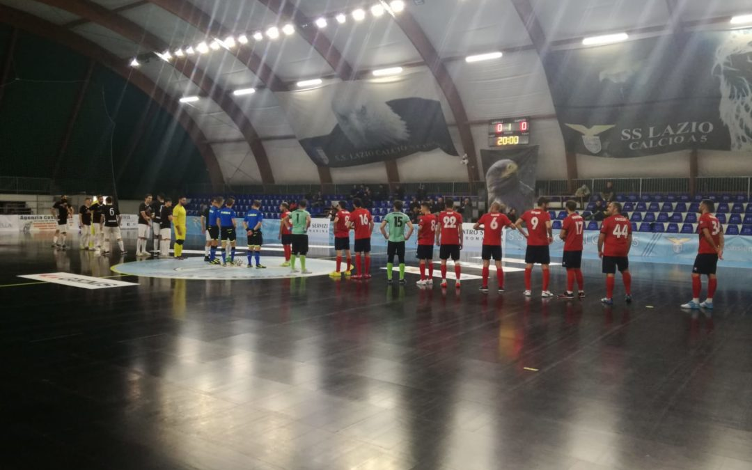 Serie B, Jasna battuta dallo Sporting Juvenia