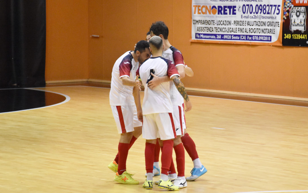 Serie B, la Jasna pareggia 4-4 contro il Carbognano