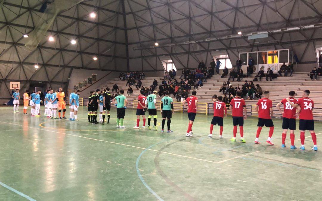 Serie B, Jasna battuta 5-3 a Velletri