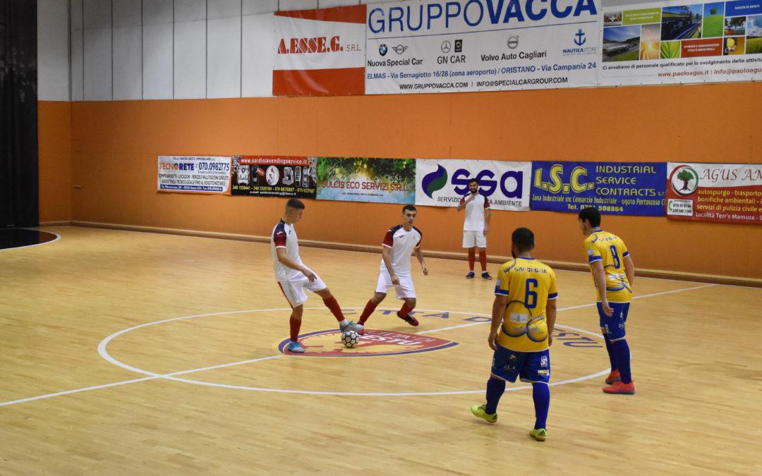 Coppa Italia B, la Jasna riceve la Futsal Futbol Cagliari