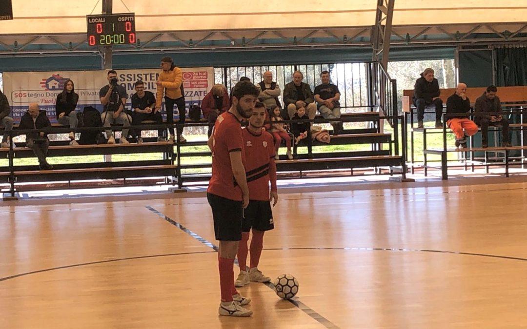 Serie B, Jasna beffata nel finale dal Carbognano