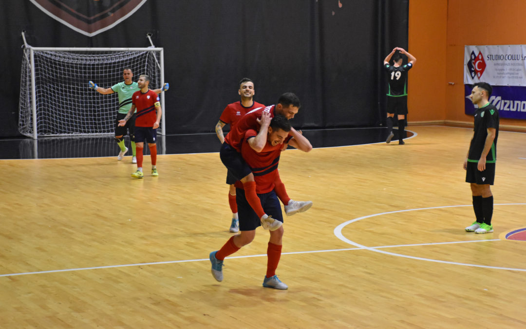 Serie B, a Sestu lo scontro salvezza contro il Forte Colleferro