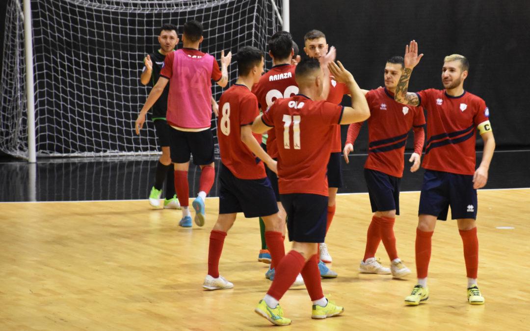 Serie B, la Jasna riceve la capolista Sporting Juvenia