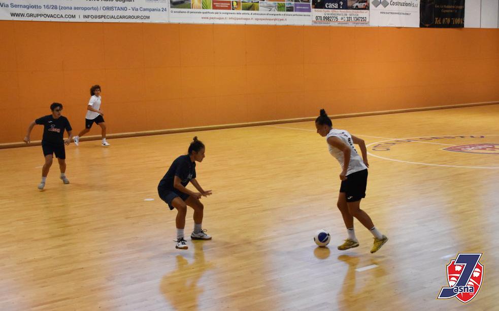 A2 femminile, amichevole contro la FF Cagliari