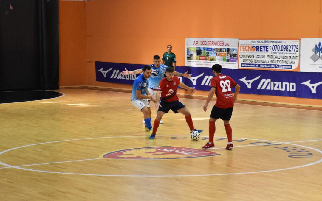 Serie B, Jasnagora beffata nel finale dal Real Fabrica