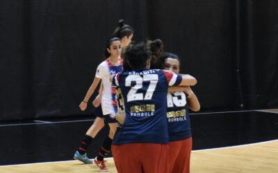 Serie A2 femminile, la Jasna cala il poker nel derby contro la Mediterranea