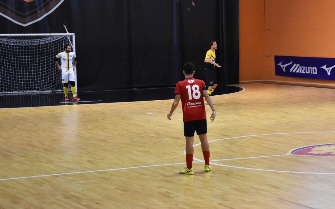Serie B, Jasnagora sconfitta 4-1 dal Velletri