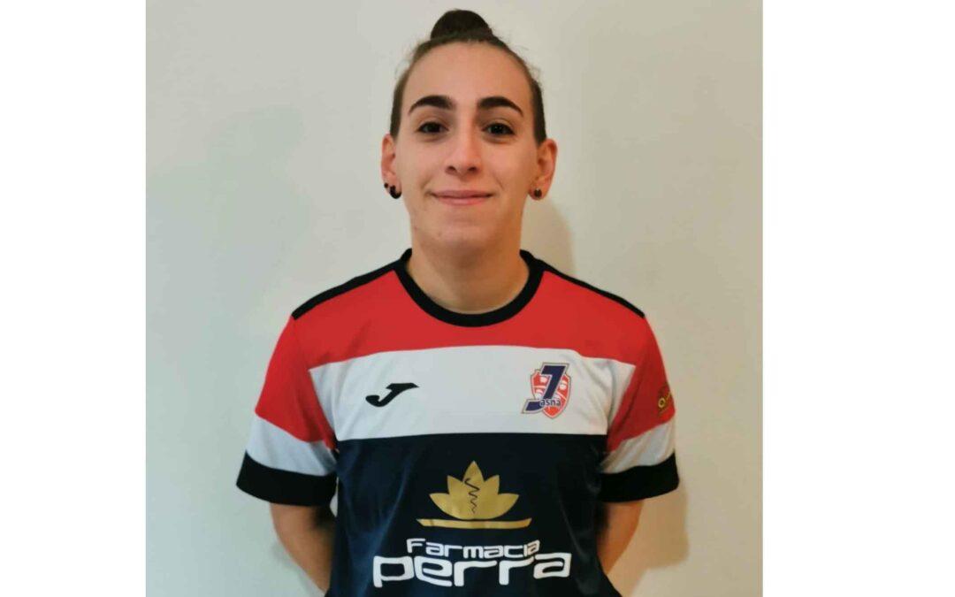 A2 femminile, benvenuta Silvia Castelli