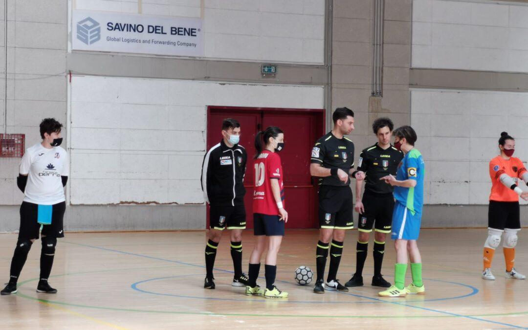 A2 femminile, la Jasna pareggia 1-1 contro il Città di Thiene