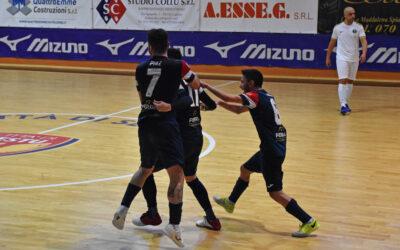 Serie B, colpaccio sfiorato: 4-4 contro lo United Pomezia