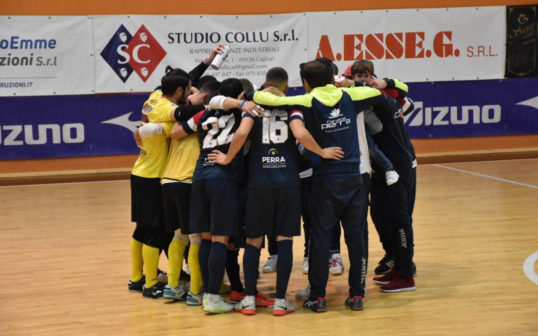 Serie B, la Jasna chiude con il 5-2 sul Real Ciampino