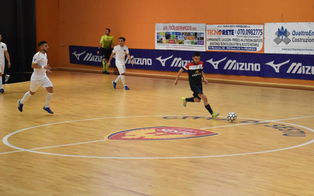 Serie B, ultima di campionato per la Jasna contro Real Ciampino Academy